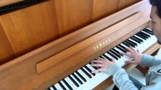 Zedd feat. Matthew Koma - Spectrum ( Piano Arrangement by Danny )