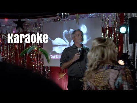 Karaoke with Fred Couples for Mitsubishi Ductless