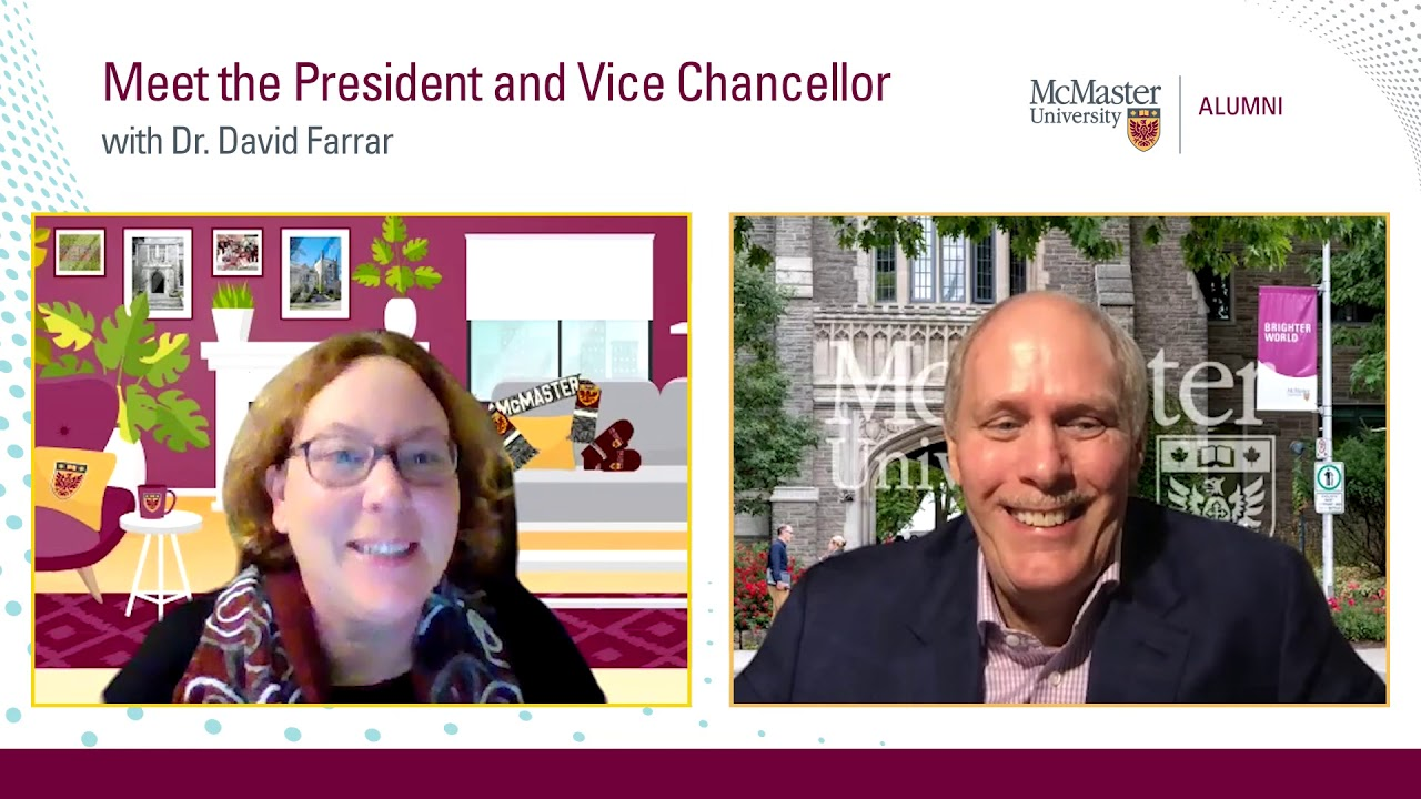 Image for Meet the President and Vice Chancellor - Zoom Welcome Tour webinar