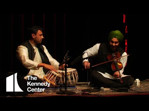 An Evening of Indian Classical Violin and Tabla - Millennium Stage (February 25, 2020)