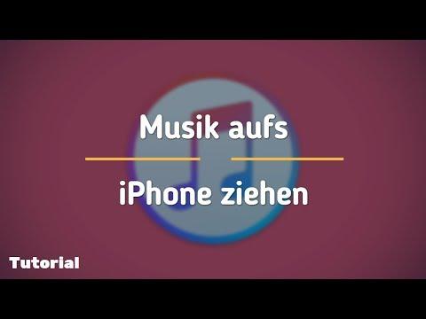 Musik auf's iPhone kopieren | Tutorial - TheLennart1001