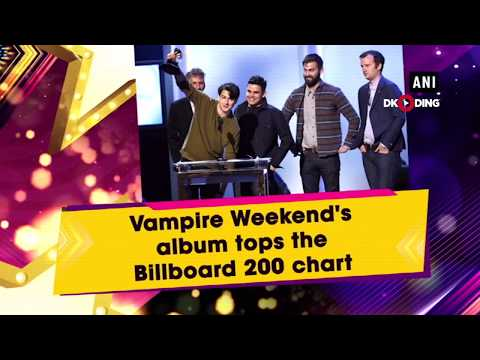 Vampire Weekend's album tops the Billboard 200 chart Mp3