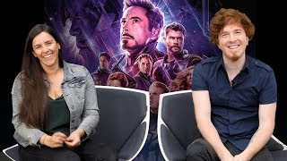 Avengers Endgame Review im Cinema Check - ohne/und mit Spoiler | CHIP
