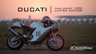 Ducati Paul Smart 1000 Limited Edition By BoxzaRacing
