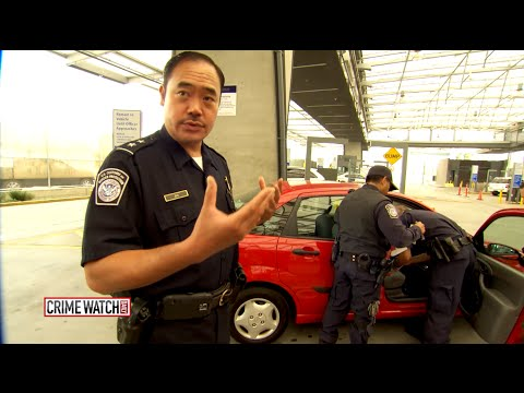 Crime Watch Daily: The Border Battle at San Ysidro Port of Entry