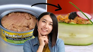 Can This Chef Make Canned Tuna Fancy?  Tasty