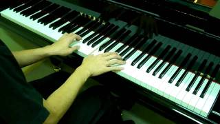 Carl Czerny Study Op.139 No.6 100 Progressive Studies without Octaves 车尔尼 进阶练习曲