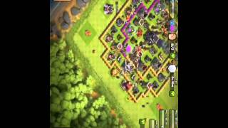 Clash of clans three yo yo yo