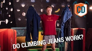 Are Climbing Jeans Any Good? | Climbing Daily Ep.1395