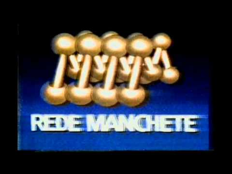 Vinheta: Rede Manchete (1987)