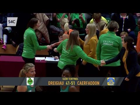 🏐   Dreigiau Celtaidd 41- 51 Caerfaddon (18/02/2017)