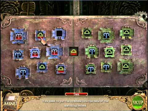 The Book Of Desires Game (Aries Puzzle Solution)