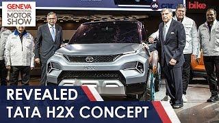 2019 Geneva Motor Show: Tata H2X Concept Revealed   NDTV carandbike