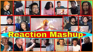 Dragon Ball Z VS Avatar Last Airbender REACTION MASHUP.