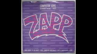 Zapp and Roger-Computer Love(chopped and screwed)