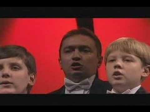 The Moscow Boys Choir® - Kalinka