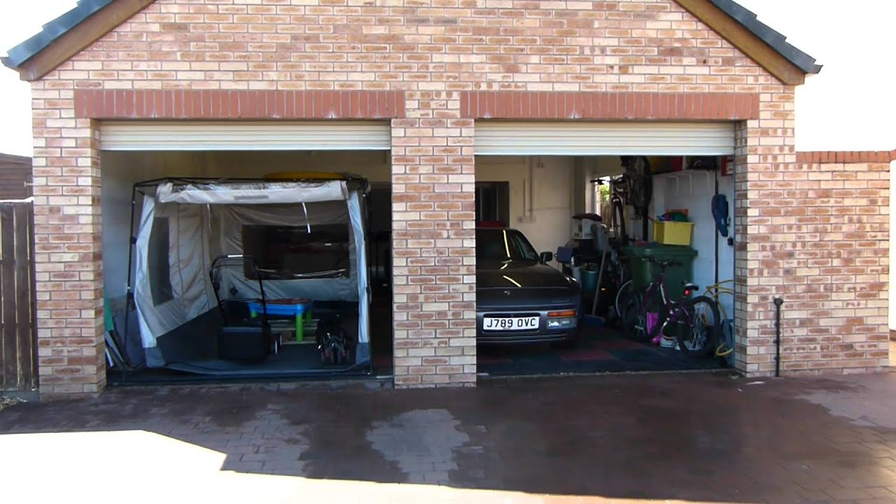 Gliderol Garage Doors & Gliderol Garage Doors - YouTube