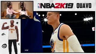 NBA 2K19: Quavo Huncho x Ronnie 2K Livestream (pt. 2)