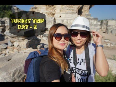 TRAVEL VLOG - IZMIR TURKEY - DAY 2