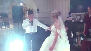 моя невеста. спел на свадьбе