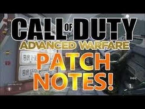 cod aw matchmaking patch Since the launch of call of duty: advanced warfare, our team has been working hard connectivity improvements optimized playlists for matchmaking game update: xbox one, playstation 4, xbox 360, playstation 3 [9/3/15], pc [9/3/15.