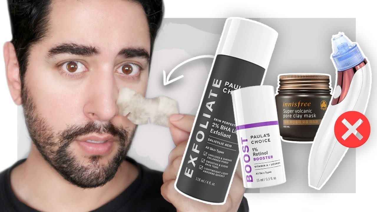 products for blackheads
