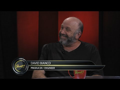 Producer/Engineer David Bianco - Pensado's Place #276
