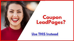 ClickFunnels Coupon? LeadPages Coupon?