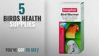 Top 10 Birds Health Supplies [2018]: Beaphar Bird Wormer