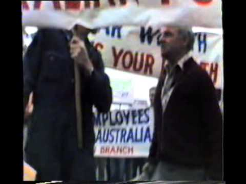 No Nuclear Ships for Australian Ports - Melbourne (October 10th, 1986)