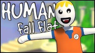 Old Man Goku Does Parkour - Human Fall F...