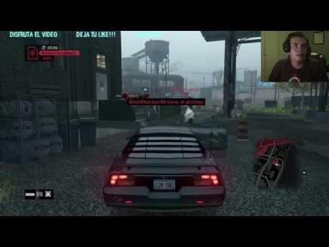 Watch Dogs - Xbox One - En Directo - Paseando por Chicago