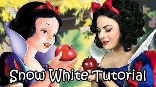 Snow White Cosplay Makeup Tutorial | Geek On Fleek #2