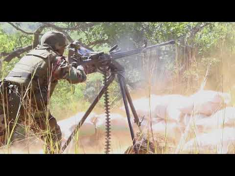 DFN:MALBAT 10 2018: U.S. Army, Malawian Defense Force ZOMBA, MALAWI 05.30.2018