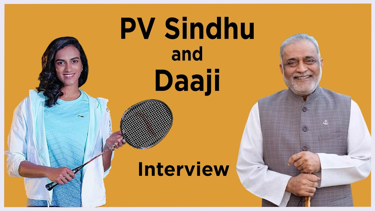 How to #Bounceback from Life's Challenges? | Live Session with Daaji & PV Sindhu | Heartfulness