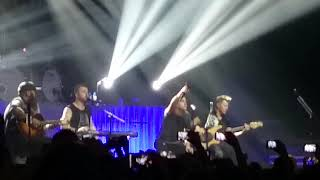 Three Days Grace   Get Out Alive acoustic Wrocтaw 23.10.2018