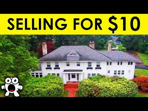Top 10 Famous Mansions No One Wants To Buy For Any Price