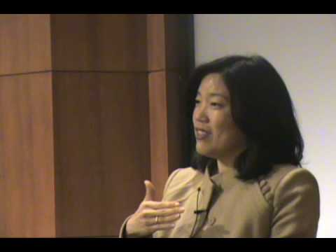 Michelle Rhee on teacher pay and tenure