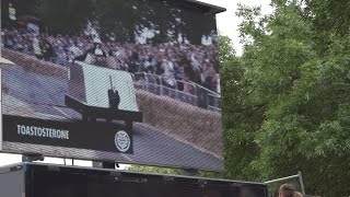 Red Bull Soapbox Race Crash!! London 2015 Part 2