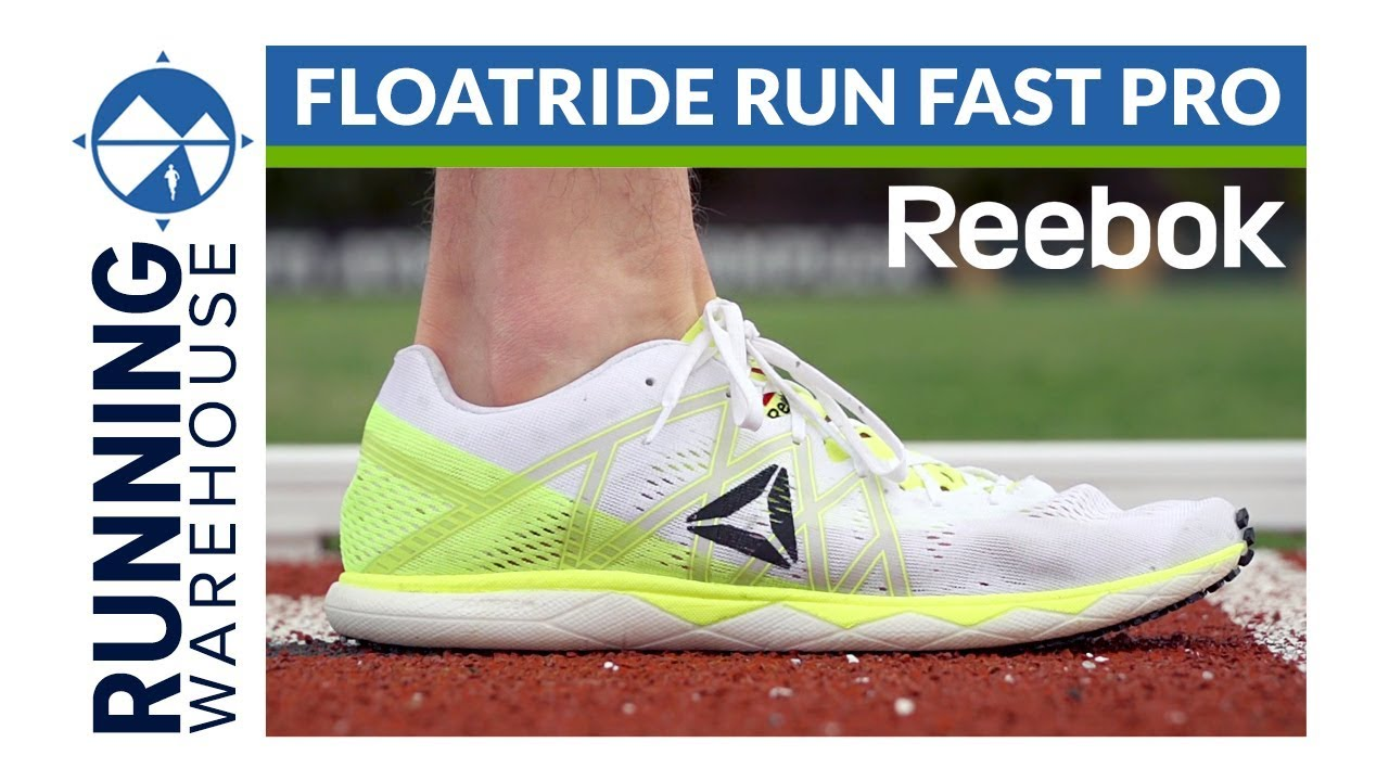 reputable site 3034a 8f0c2 Reebok Floatride Run Fast Pro | The Lightest Racing Flat on the Market
