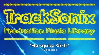 Harajuku Girls - Japanese Pop - Happy and Fun Music