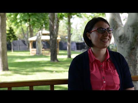 Fulbright Bursiyeri ABD'deki Deneyimlerini Anlatıyor