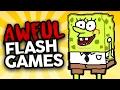 SPONGEBOB FLASH GAMES - Flash Flood EP 2