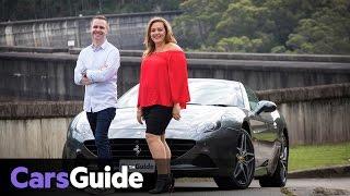 Ferrari California T 2017 review | Torquing Heads video