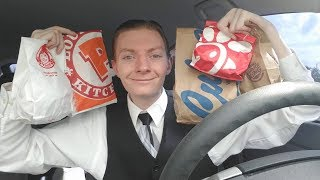 5 Spicy Chicken Sandwiches in 1 Day! Will Popeyes WIN?