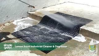 Simple Green Lemon Scent Industrial Cleaner & Degreaser