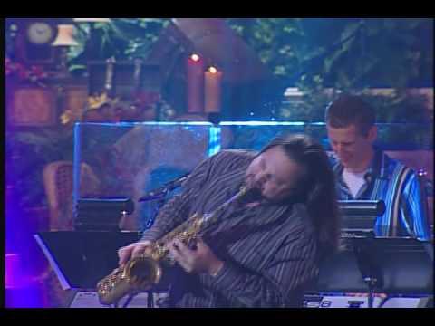 Smooth Jazz Sax Player Greg Vail live Gospel Concert