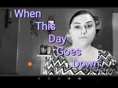 "CHRISTIAN RAP🎶""When This Day Goes Down"" Lauren Lindsay, Christian Hip/Rap Hop Music Video🎶"