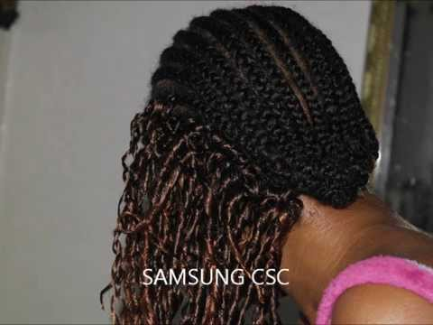 Crochet Curly Hair Youtube : How to do crochet braids with curly hair (Shirley Temple curls ...