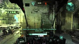 Hawken Infiltrator Gameplay! Pure Invisibility / TDM / Rampage